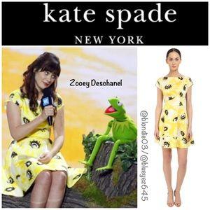 """Kate Spade sunny daisy """"Fiorella"""" Dress 4"""